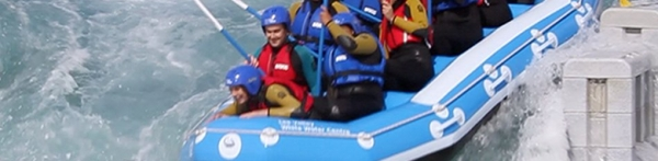 Wisereach stays afloat on rafting day